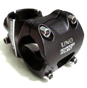 136g Black 31.8 x 55mm X48 gobike88 New UNO AS-M03 Stem