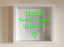 IKEA-RIBBA-Box-Frame-Personalised-Vinyl-Wall-Art-Quote-Life-isnt-all-about thumbnail 3
