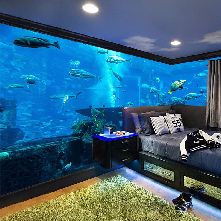 3D Grand Ocean World 8939 Paper Wall Print Wall Decal Wall Deco Indoor Murals