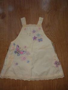 Next baby girls yellow dress size 36months - Leicester, United Kingdom - Next baby girls yellow dress size 36months - Leicester, United Kingdom