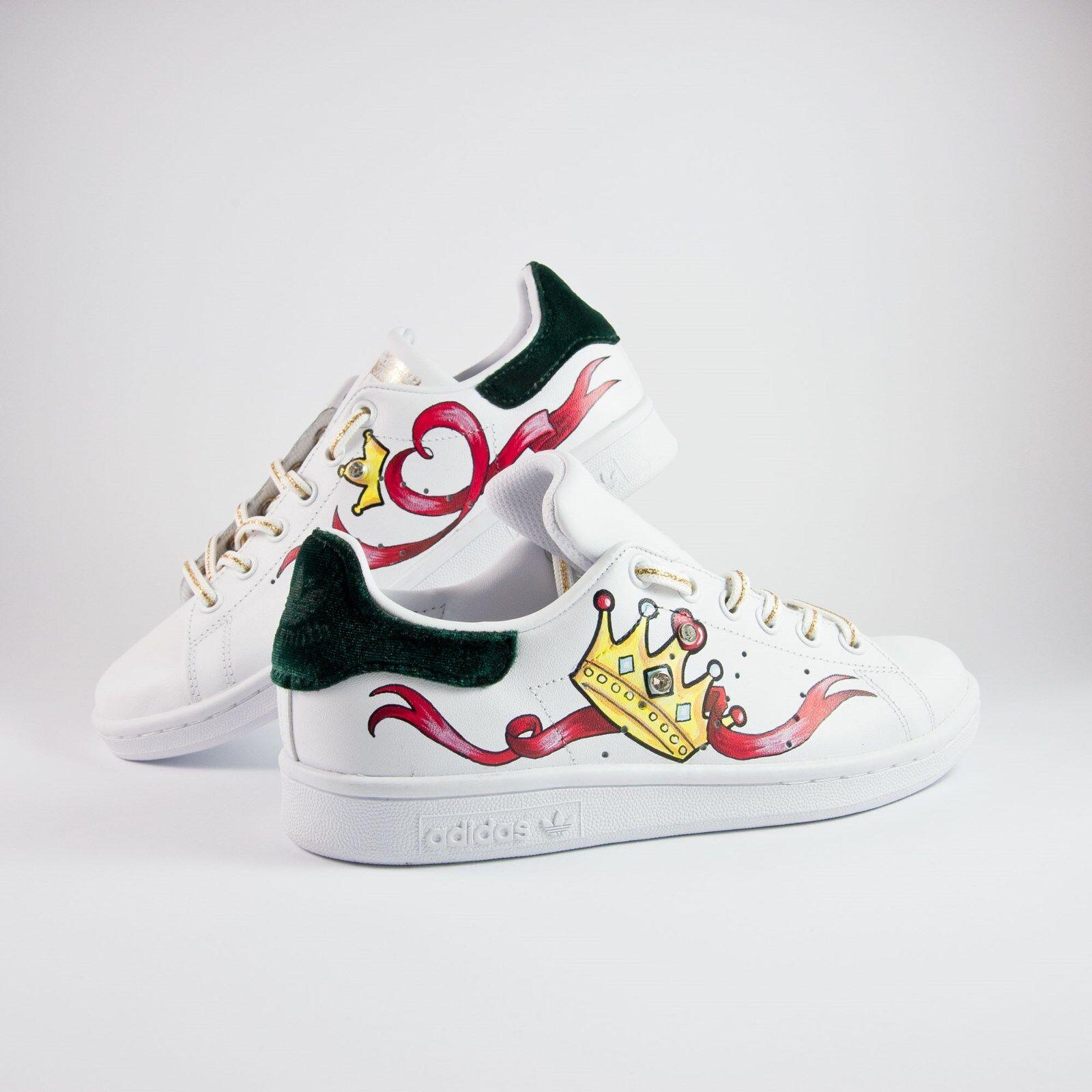 adidas smith verde