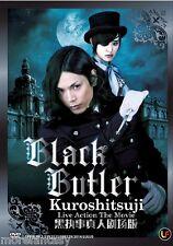DVD Black Butler : Kuroshitsuji Live Action The Movie Ship Fast with bubble wrap