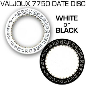 DATE-DISC-FOR-MOVEMENT-ETA-VALJOUX-7750-BACKGROUND-WHITE-OR-BLACK