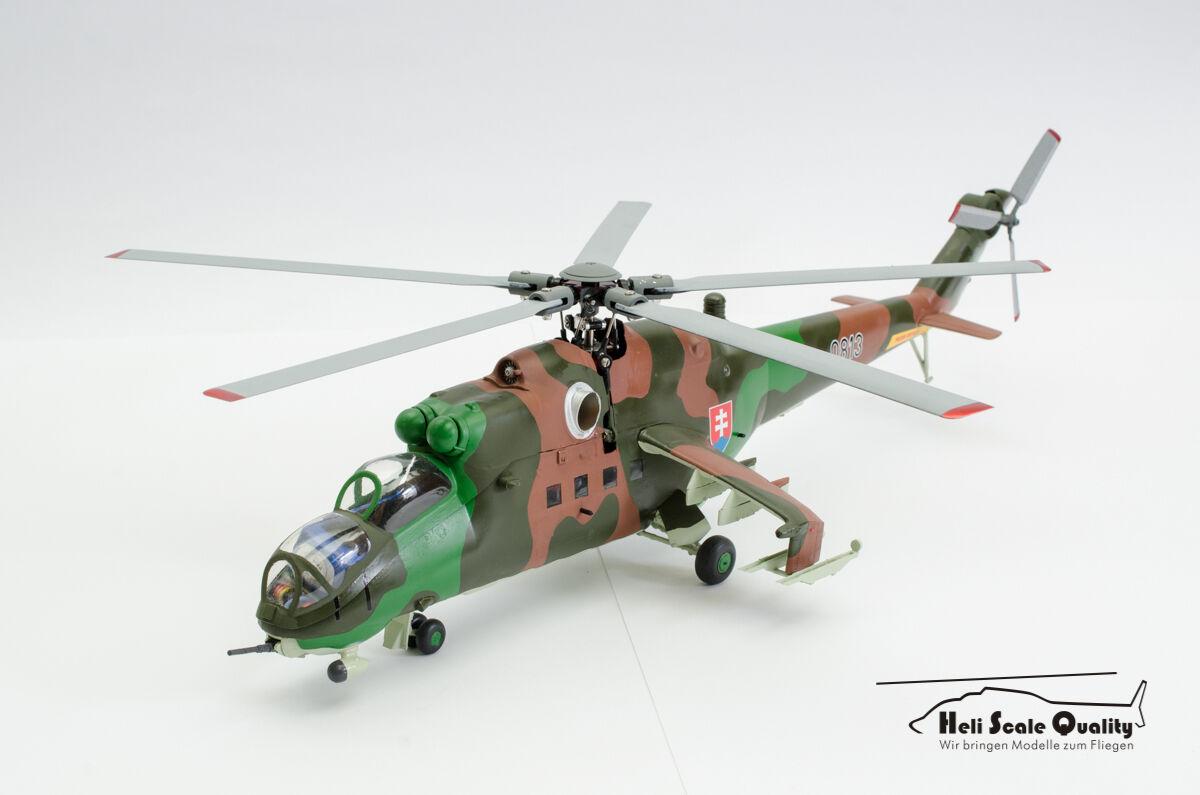 Casco-kit mi-24 1 35 para Blade 200srx 230s y otros 250er