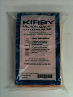 9 Genuine Kirby Micron Magic Vacuum Bags For Models G4 And G5 197394