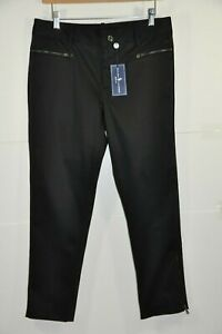 NWT-Women-039-s-Ralph-Lauren-Golf-Mercerized-Stretch-Cotton-IRON-Capri-Pant-Size-6