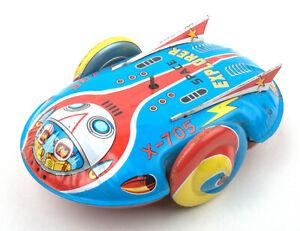 Toplay-Ltd-T-P-S-Japan-Tinplate-Friction-Drive-Space-Explorer-X-705