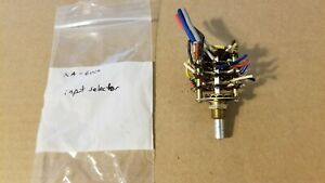 Kenwood KA-6000 amplifier input selector switch S07-138