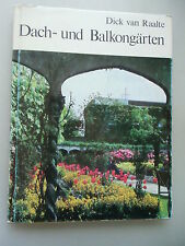 Dach- und Balkongärten 1976 Garten Dach Balkon