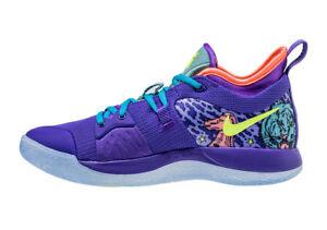 great look top quality sleek Mens Nike PG 2 Mamba Mentality MM KOBE Paul George Purple Cannon ...