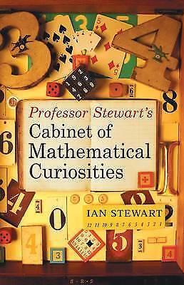 """""""AS NEW"""" Stewart, Professor Ian, Professor Stewart's Cabinet of Mathematical Cur"""