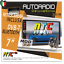 AUTORADIO-7-034-Touch-NTC-2DIN-Bluetooth-FORD-FIESTA-FUSION-FOCUS-KUGA-MONDEO miniatura 1