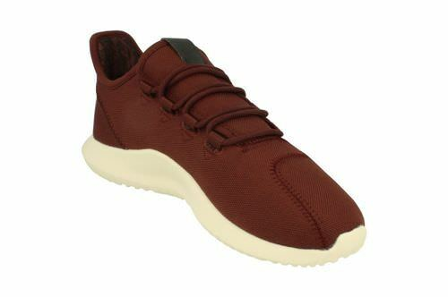 Herren Adidas Originals Tubular Shadow Maroon/Weiß BB6476 Clearance Price