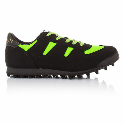 Walsh Pb Caduto Junior Nero Verde Trail Running Scarpe Sportive Scarpe Da Ginnastica Pompe- Garanzia Al 100%