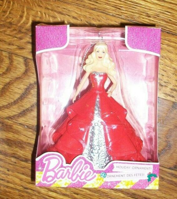 2015 Hallmark Holiday Barbie Christmas Tree Ornament   eBay