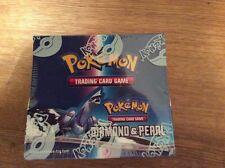 Pokemon Diamond & Pearl US Booster Box (Display), OVP Factory Sealed