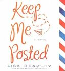 Keep Me Posted by Lisa Beazley (CD-Audio, 2016)