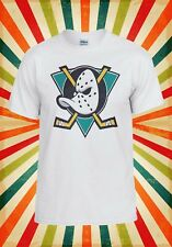 Mighty Ducks NHL Hockey Team Men Women Unisex Top Hoodie Sweatshirt 1937E