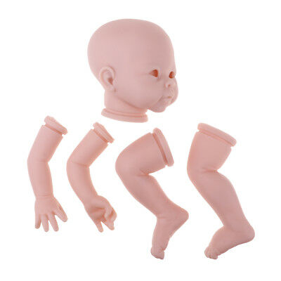 20inch DIY Handmade Semi-finished Reborn doll kit