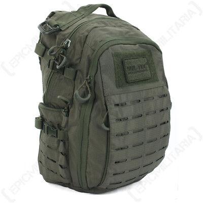 Bag Backpack Rucksack Gym Sack School Army 7L New Black Hextac Sportsbag