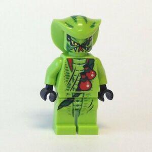 Lasha-Ninjago-Green-Snake-Tribe-9562-6447-LEGO-FIGURINE-MINI-FIGURE-njo051