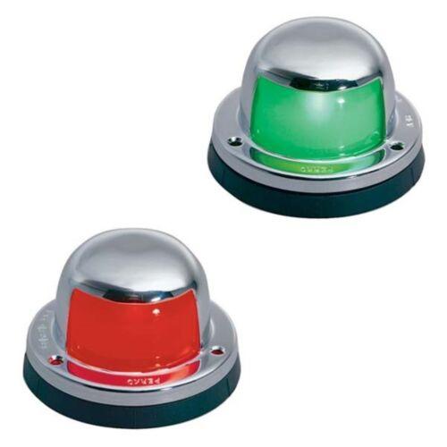 Perko 963DPSTS Stainless Steel Side Navigation Lights
