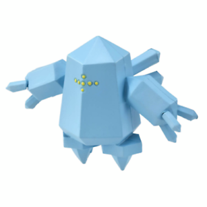 Pre-Order-Pokemon-Figure-Moncolle-034-Regice-034-Japan