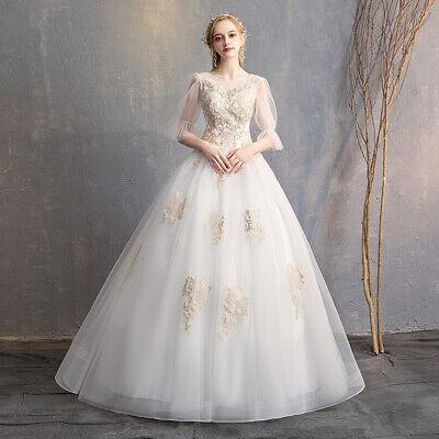 Spitze A-Linie Brautkleid Hochzeitskleid Kleid Braut Babycat collection BC753