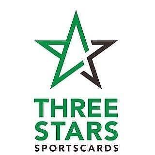 THREE STARS SPORTSCARDS