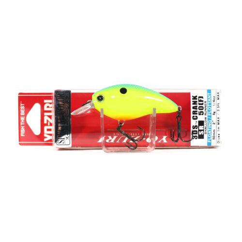 Yo Zuri Duel 3DS Crank SR 50 mm Schwimmend Köder F1139-BCL 3736
