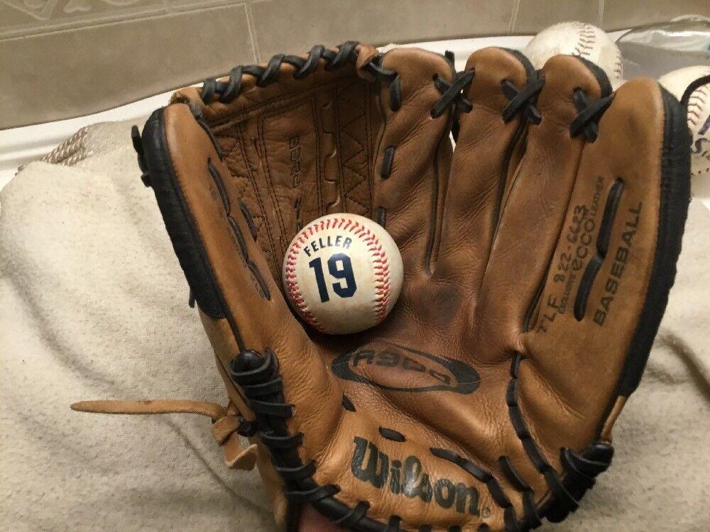 "Wilson A900 XLC 12.75""  Damens's  Right Fastpitch Softball Glove Right  Hand Throw 7f8d5a"