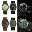 Military-Sport-Mens-Quartz-Army-Date-Analog-Luminous-Canvas-Strap-Wrist-Watch