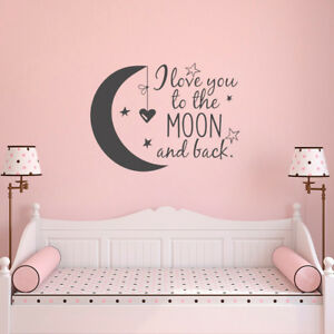 Nursery-Wall-Decal-I-Love-You-to-the-Moon-and-Back-Moon-Star-Vinyl-Removable