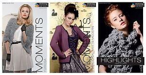 Schachenmayr Trendy Knitting Pattern Magazines Choose Ebay