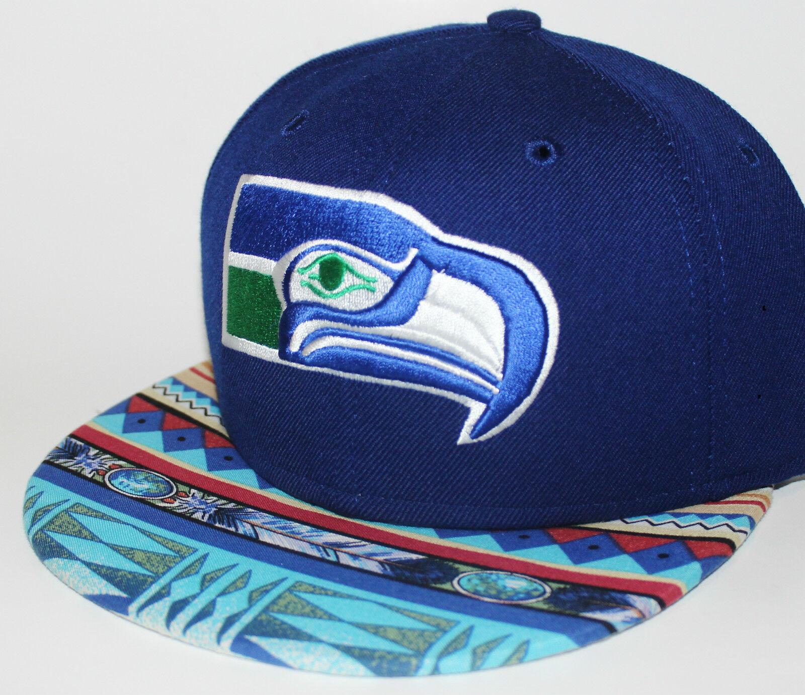 PICK1 Seattle Seahawks Native / Galaxy / Weed Bri… - image 6