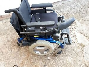 INVACARE-ELECTRIC-WHEELCHAIR-XTERRA-GT-IN-WORKING-ORDER