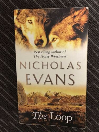 1 of 1 - The Loop by Nicholas Evans (Paperback) - GREAT AUTHOR & READ - CHEAP FREE P&H