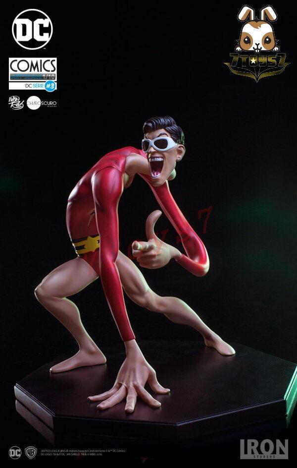 Iron Studios 1 10 Art Scale  Plastic-Man_ Statue _DC Comics Ivan Reis Now IN012Z