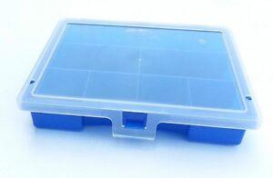 Kleinteilebox-Schraubenbox-Anglerbox-Aufbewahrungsbox-Sortimentskiste-Box-Neu