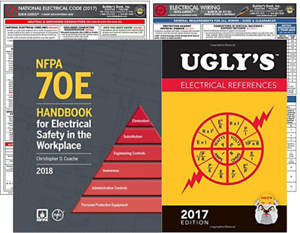 Details about 2018 NFPA 70E: Standard for Electrical Safety in Workplace  Handbook Set HBURQCEW