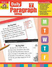 Daily Paragraph Editing, Grade 2 by Evan-Moor Educational Publishers (Paperback / softback, 2004)