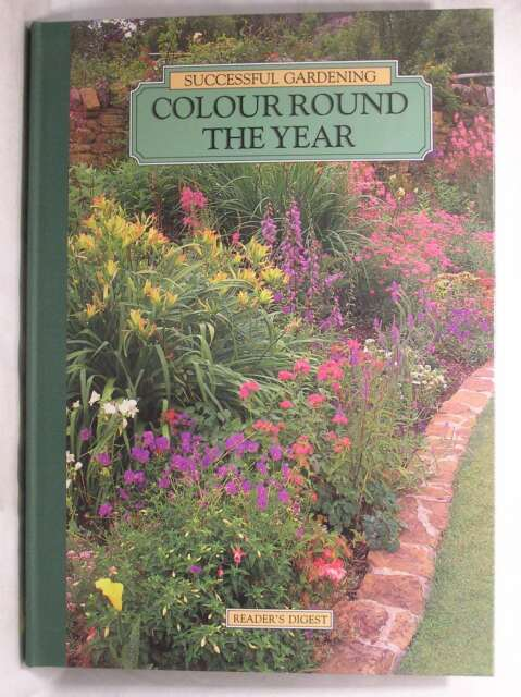 Colour Round the Year (Successful Gardening), , Excellent Book