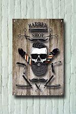 Barber Shop Sign, Metal Sign, Barber Shop Signs, Modern Style, Barber Shop, 866