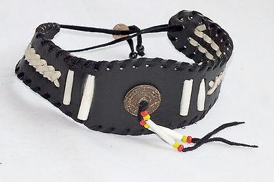 oberarmband,indianer,5cm,indianerschmuck,usa,armschmuck,amerika,leder