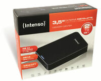 "Festplatte extern Intenso Memory Center 2TB  3,5""  USB 3.0"