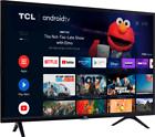 TCL 40S334 40'' Full HD LED Smart TV - Black