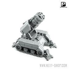 Alternative Thunderfire Cannon / Solar Auxilia Rapier Quad Mortar