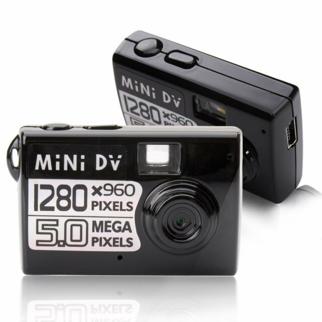 Hidden Camera Mini Spy Spy Cam Video Security Camera Safety - A1