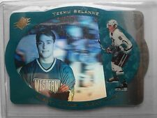 1996-97 SPx Teemu Selanne Card 2 Hologram Very Cool!!