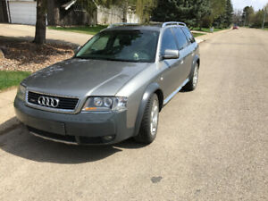 2003 Audi Allroad, low Kilometers